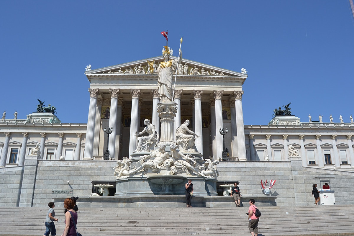 Tourist Attractions in Vienna 0