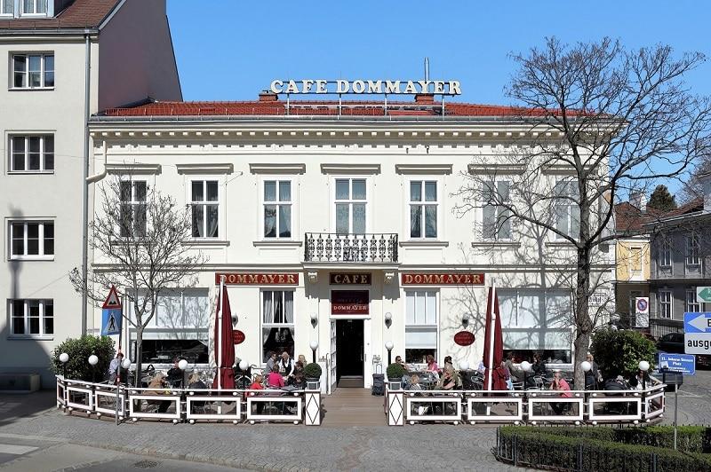 Dinning in Vienna 5
